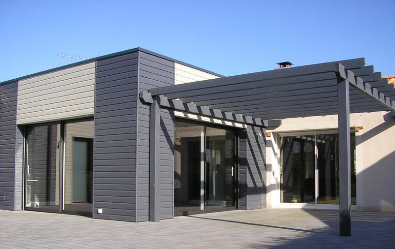 Incobois des solutions constructives en ossature bois - Batiment industriel moderne ...